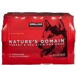 Kirkland Signature Nature's Domain Dog Stew