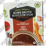 Culinary Treasures Organic Beef Bone Broth