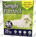 Simply Purrfect Kitty Litter
