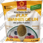 Flax for Nutrition Organic Milled Flax Seed