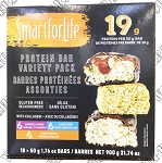 Smart for Life Protein Bars with Collagen