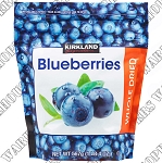 Kirkland Signature Whole Dried Blueberries