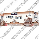 Kirkland Signature Chocolate Nutrition Shake