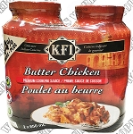 KFI Inc. Butter Chicken Sauce