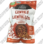 Three Farmers Crunchy BBQ Lentls