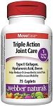 Webber Naturals MoveEase Joint Care