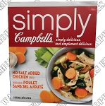 Simply Campbell's No Salt Added Chicken Broth