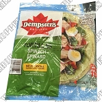 Dempster's Spinach Tortillas