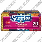 Scotties Premium 2 Ply Facial Tissue