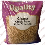 Quality (dried) chick peas
