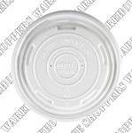 90mm Vented Lid For 8oz Soup Cup