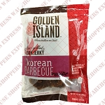 Golden Island Korean BBQ Pork Jerky