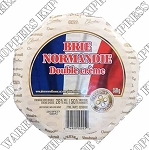 Normande Double Cream Brie