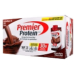 Premier Chocolate Protein Shakes