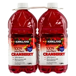 Kirkland Signature Cranberry Juice