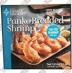 Grand Gourmet - Panko Breaded Shrimp