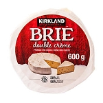 Kirkland Signature Double Cream Brie