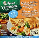 Marie Callander's Chicken Pot Pies