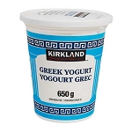 Kirkland Signature Plain Greek Yogurt