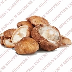 Organic Shiitake Mushrooms. Product of USA