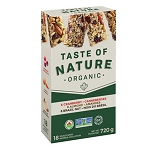 Taste of Nature Organic Food Bar