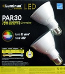 Luminus LED 10w PAR20 Flood