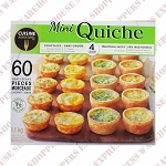Cuisine Adventures Mini Quiche Assortmen