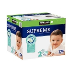 Kirkland Signature Supreme Diapers Size 2 Diapers