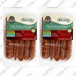 Grimms Naturally Yours Lean Turkey Pepperoni Sticks