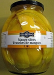 Del Destino Sliced Mangoes in Juice
