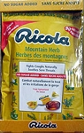 Ricola Mountain Herb