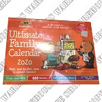 Motherword Ultimate Family 2020 Calendar