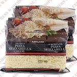 Kirkland Signature Pizza Mozzarella Shredded Cheese