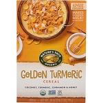Nature's Path Cereal : Golden Tumeric Tonic Cereal