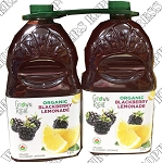 Grown Right Organic Blackberry Lemonade