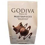 Godiva Dark Chocolate Hearts
