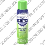 Microban Sanitizing Spray