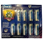 Oral B Cross Action Brush Heads