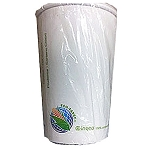 Ingeo 32oz Compostable Paper Soup Cup