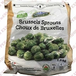 Snowcrest Farms Organic Brussel Sprouts