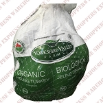 Organic Whole Turkey (around 6kg)