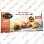 Prairie Creek Kitchen Beef Sausage Rolls