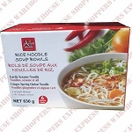 Asian Meals Malaysian Rice Noodle Soup Bowls