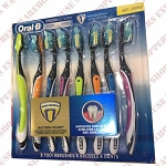 Oral B Bacteria Guard Toothbrushes
