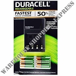 Duracell AA/AAA Rechargeable Kit With Charger
