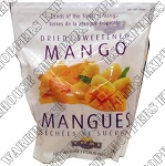 Thai Brand Dried Sweetened Mango