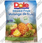 Dole Frozen  Mixed  Fruit With Kiwi