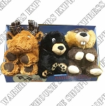 Winter Instincts Dog Toy Pack