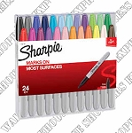 Sharpie  Fine Point Coloured Markers