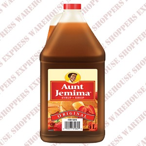 Aunt Jemima Regular Syrup